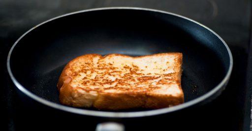 Ingredientes para hacer receta torrijas con miel