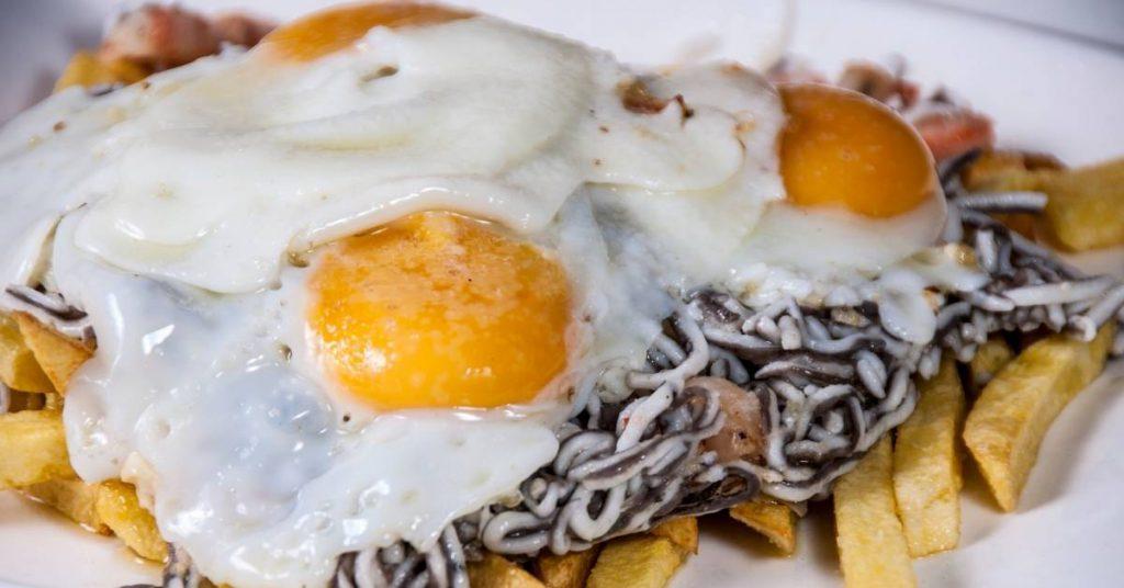Recettes de gulas à l'œuf