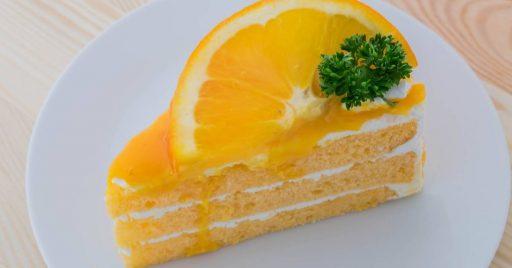 Tarta de naranja sin horno para chuparse los dedos