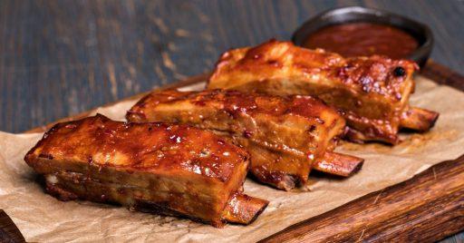 Costillar de cerdo: recetas para mucha gente